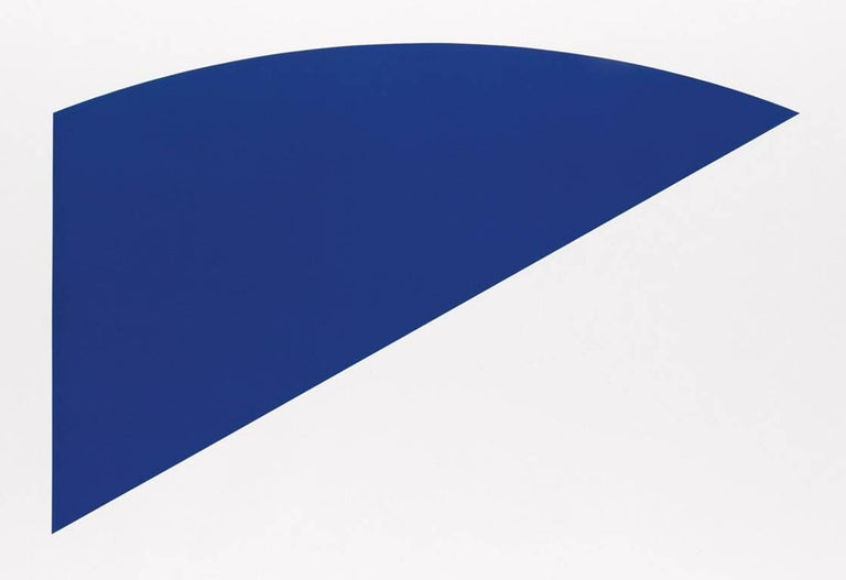 Ellsworth Kelly Untitled Eight by Eight to Celebrate the Temporary Contemporary - Print by Ellsworth Kelly