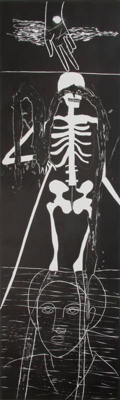 Atlantico VI (Skeleton), 10/27, 1987