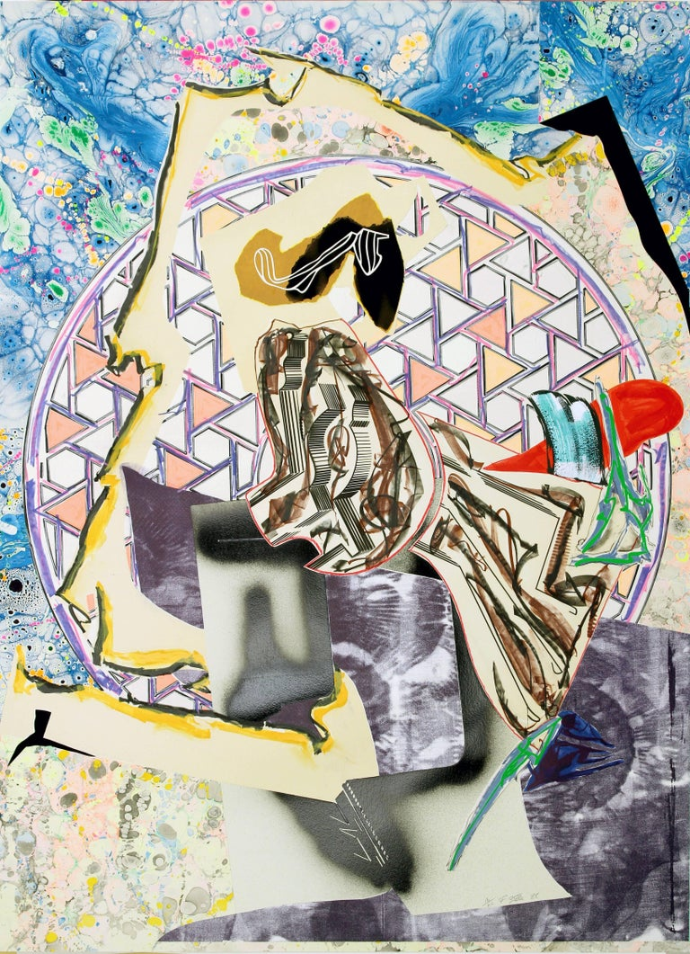 Frank Stella - The Great Heidelburgh Tun 1