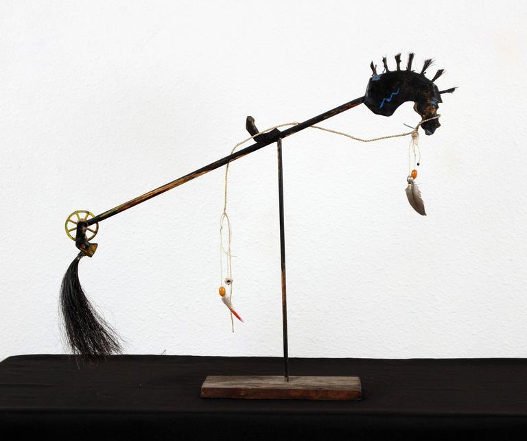 Armond Lara - Stick Horse 1