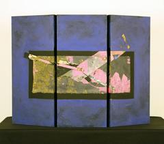 3 Panel Folding Screen II