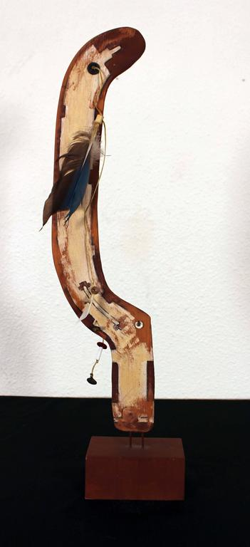 Hopi Rabbit Sticks IV