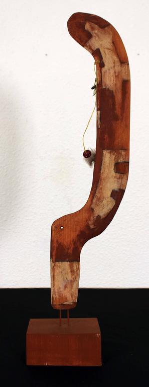 Hopi Rabbit Sticks VI