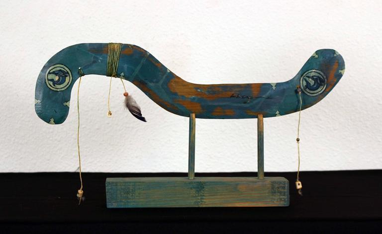 Hopi Rabbit Stick VII