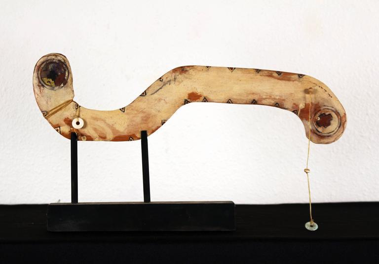 Armond Lara - Hopi Rabbit Stick VIII 1