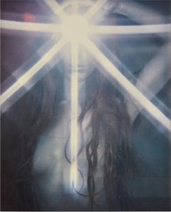 Silverwoman – Emma Summerton, Polaroid, Fashion, Nude, Flash, Model, Portrait