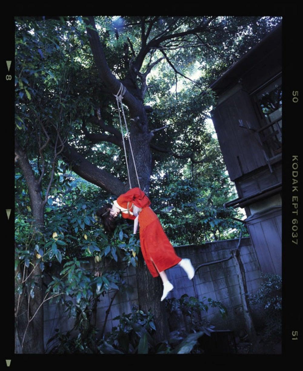 67 Shooting Back #GDN160 – Nobuyoshi Araki, Woman, Bondage, Japan, Photography