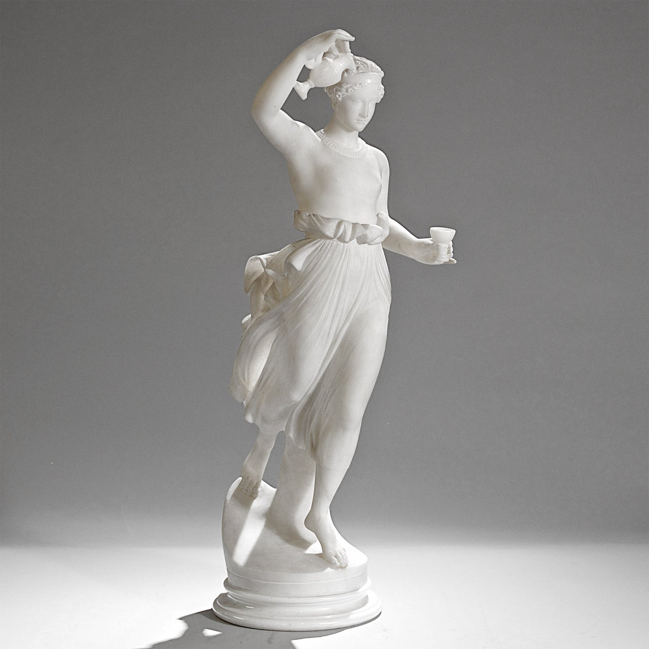 Neoclassical Female Figure