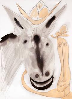 Thornton Dial - Mule