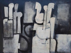 Robert McIntosh Abstract Paintings