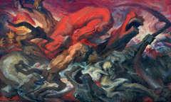 "The Four Horsemen of the Apocalypse"""