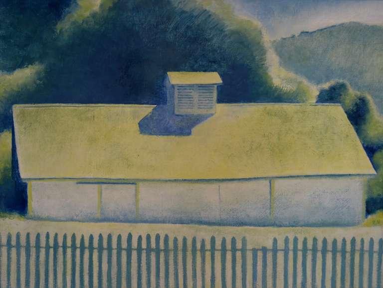 Robert Louis Stevenson's Barn