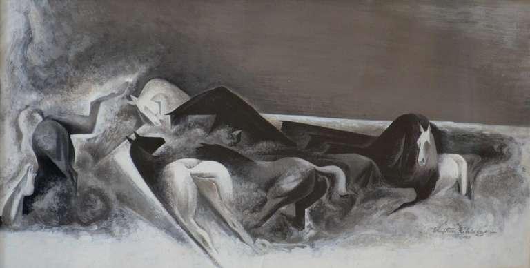 Wild Horses, 1938