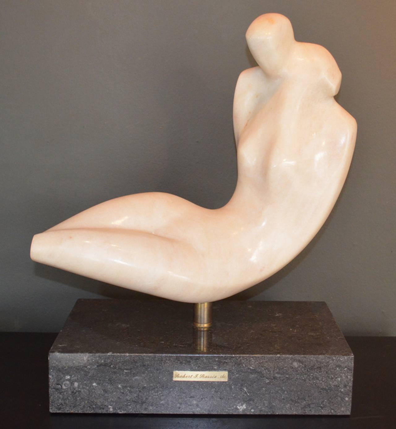 Robert Russin Figurative Sculpture - How Fair is Thy Love