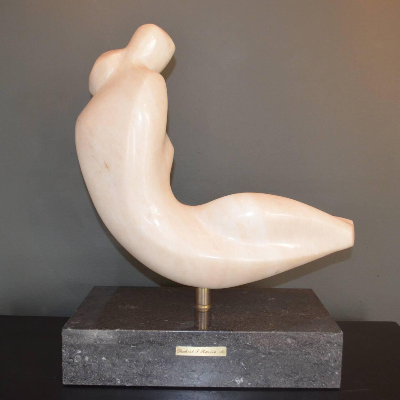 How Fair is Thy Love - Sculpture by Robert Russin