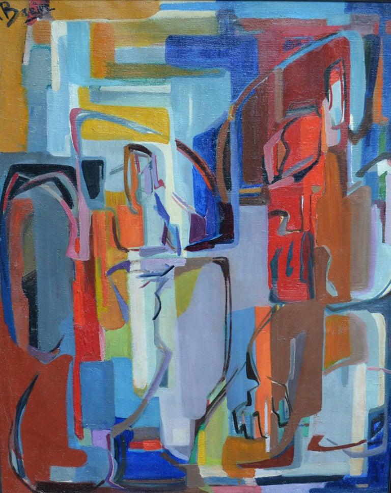 Danseuses - Painting by Miette Braive