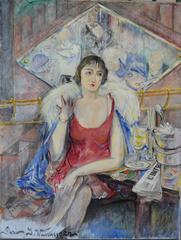 Lola, Paris, 1929