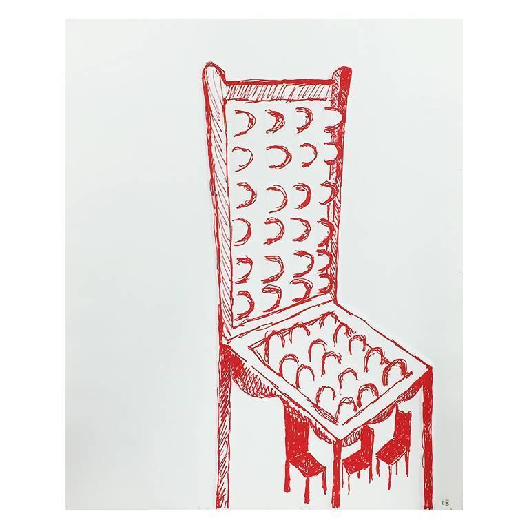 Louise bourgeois le p re et le 3 fils version 1 state for Le pere du meuble furniture