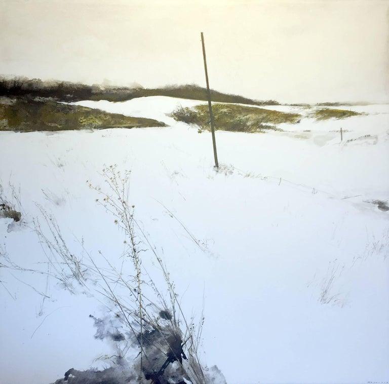 Igor Melnikov Landscape Painting - Way Home