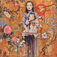 (Untitled) Mother and Child