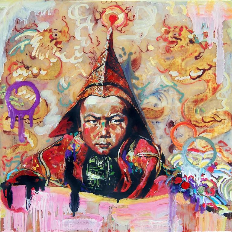 Little Lama III