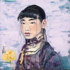 Hung Liu - Dandelion 12A