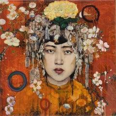 Da Fan Che - Red Blossoms