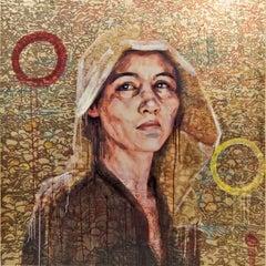 Hung Liu Paintings