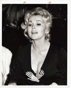 The Interested Zsa Zsa Gabor