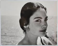 Ellen Schwiers 1959, Vintage