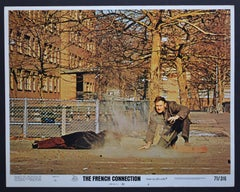 """Original American Lobby Card of the Movie """"The French Connection"""" USA 1971"""