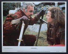 """Highlander"" Original American Lobby Card of the Movie. USA 1986."