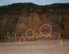 Hula Hoops no. 2, Montara, California