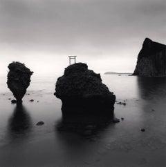 Rock Formations, Study 1, Yoichi, Hokkaido, Japan. 2002