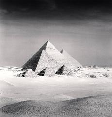 Giza Pyramids, Study 6, Cairo, 2009