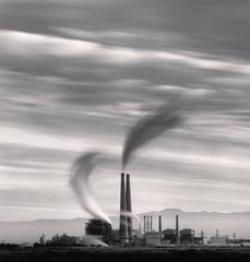 Moss Landing Power Station, Study 2, Moss Landing, California, USA, 1987
