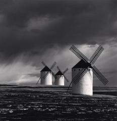 Quixote's Giants, Study 1, Campo de Criptana, Spain.