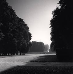 Morning Walk, Marly, France,