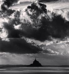 November Clouds, Mont St. Michel, France. 2000