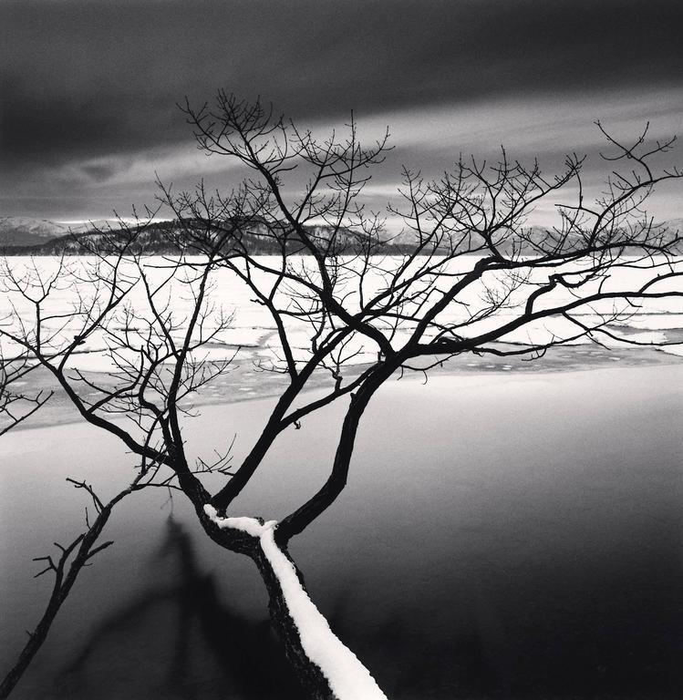 Michael Kenna - Kussharo Lake, Study 11, Hokkaido, Japan 1