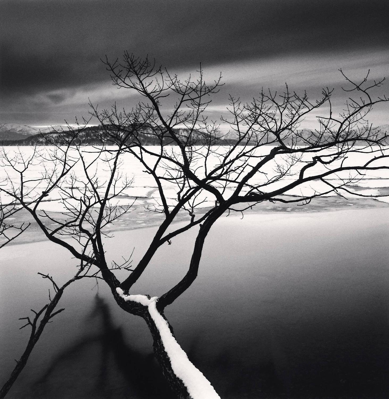 Michael kenna kussharo lake study 11 hokkaido japan photograph for sale at 1stdibs