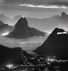 Night Lights, Rio de Janiero, Brazil