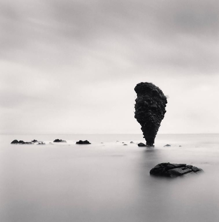 Rock Formations, Study 2, Yoichi, Hokkaido, Japan