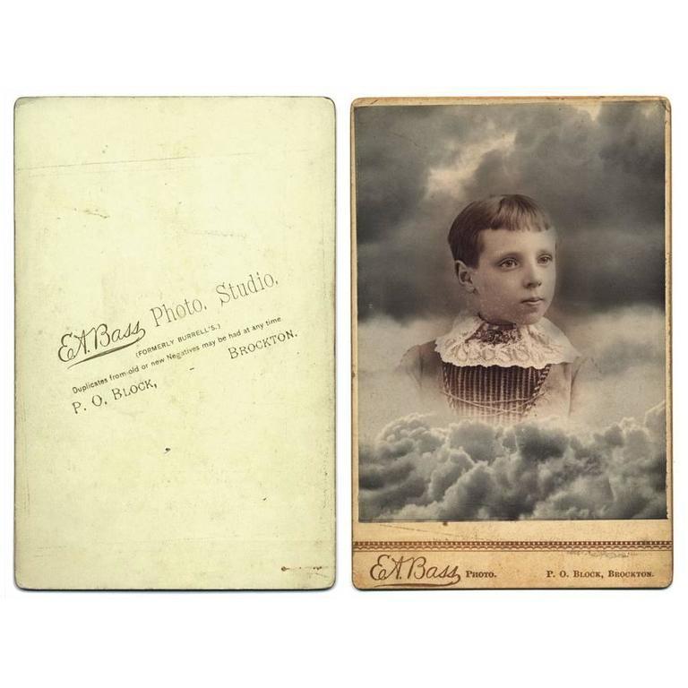 Rachel Phillips Portrait Photograph - Divination by Cloud