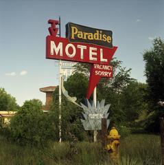 Tucumcari, New Mexico; September