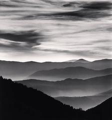 Distant Mountains, Passo delle Capannelle, l'Aquila, Abruzzo, Italy