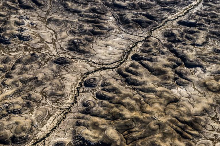 Jamey Stillings Color Photograph - #10292, 9 September 2015, Bisti Badlands, New Mexico