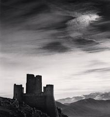 Castle and Sky, Rocca Calascio, Abruzzo, Italy