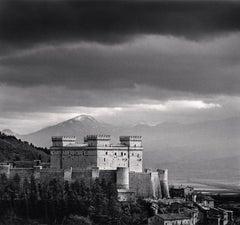 Piccolomini Castle, Celano, Abruzzo, Italy