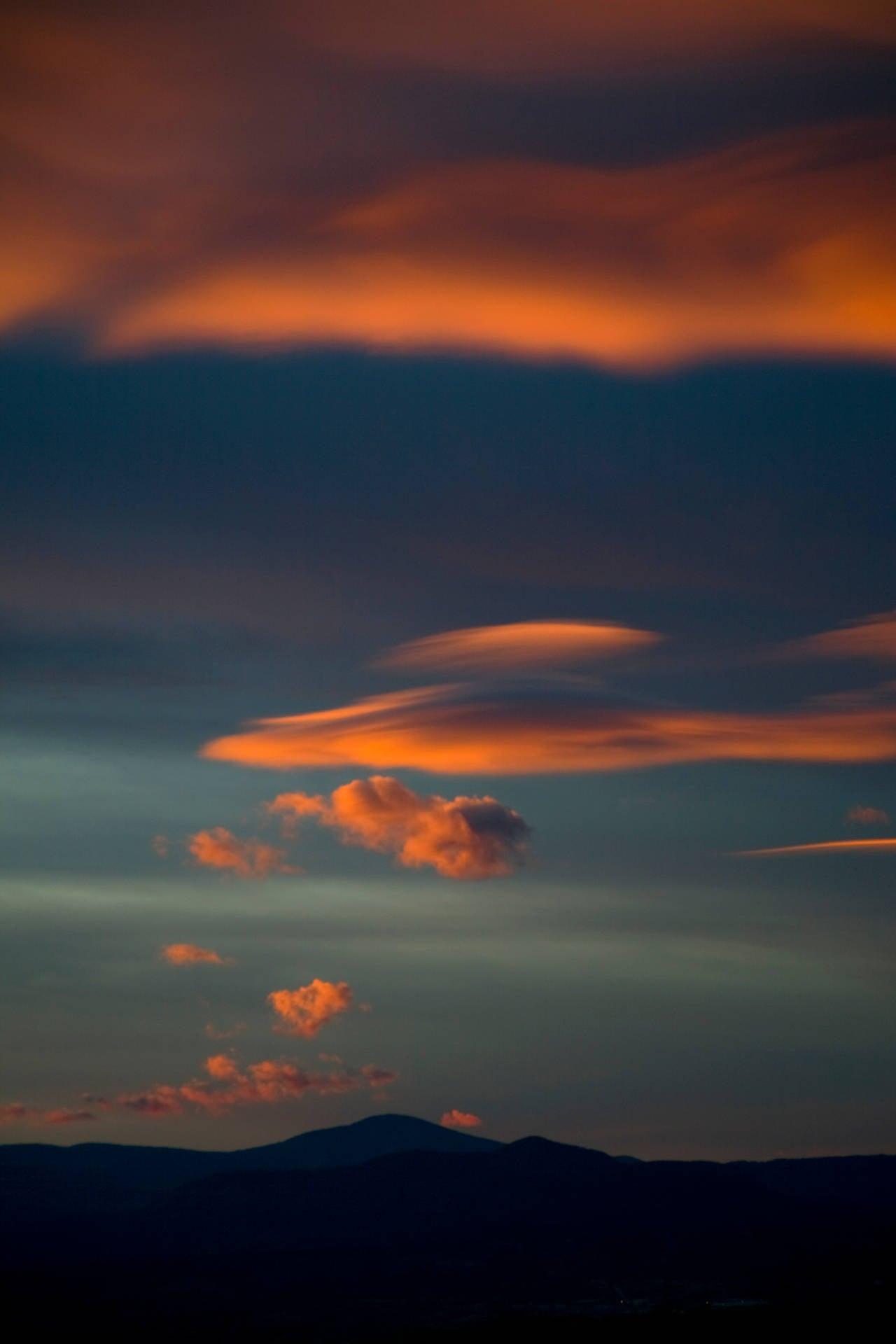 Laurie Tümer Landscape Photograph - Cloud No. 9016